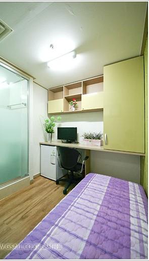logement pas cher s oul goshiwon the korean dream blog cor e du sud la cor e comme si. Black Bedroom Furniture Sets. Home Design Ideas